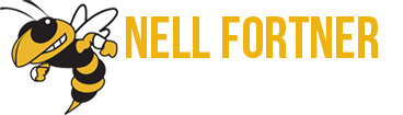 Nell Fortner Basketball Camp Logo